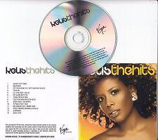 KELIS The Hits 2008 UK 14-track promo test CD Cee-Lo N.E.R.D Andre 3000 Nas