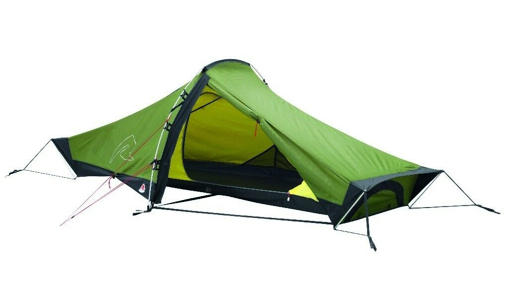 Robens Tent Starlight 1 Person Light Aluminium Camping Hiking and Outdoor Size