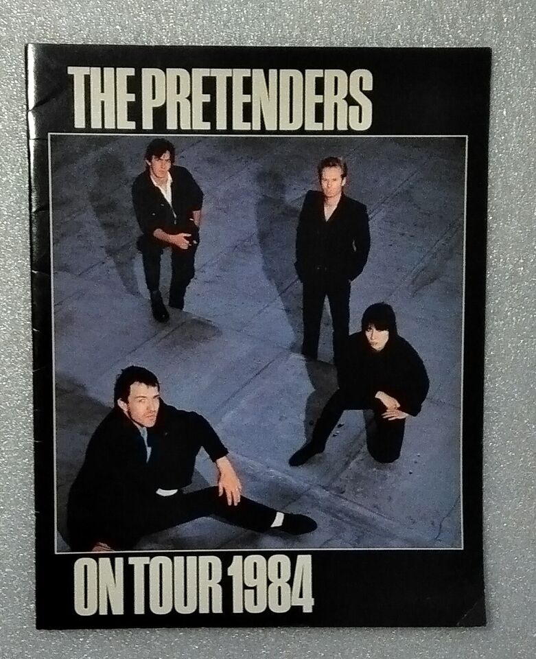 Andet, Pretenders KONCERTPROGRAM 1984