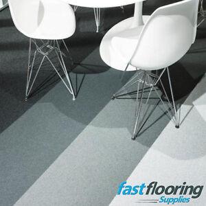 Details About Carpet Tiles Forbo Tessera Create E 1 Feldspar 5m2 Box Retail Office