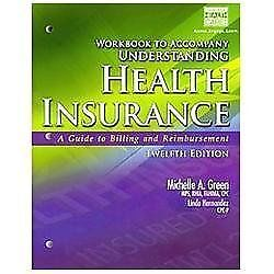 Workbook for Understanding Health Insurance (Book Only) 1