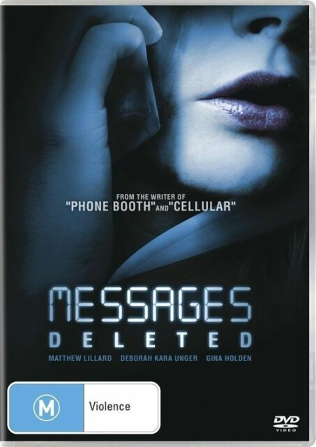 Messages Deleted (DVD, 2010) ... R4