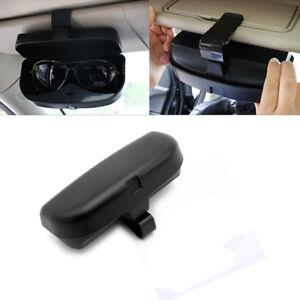 Sun-Visor-Clip-Sunglasses-Storage-Box-Glasses-Holder-for-Ford-Audi-BMW-Toyota-VW