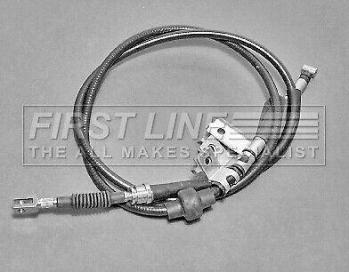 Handbrake Cable fits ROVER 414 XW 1.4 Right 90 to 95 Hand Brake Parking Quality