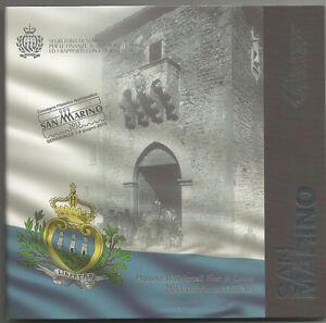 San Marino - Série Divisionnaire 2013 FDC (8 Monnaies)