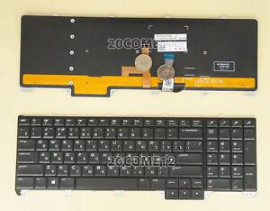 37b09b63184 NEW for DELL Alienware 17 R2 & 17 R3 Keyboard Backlit Russian RU ...