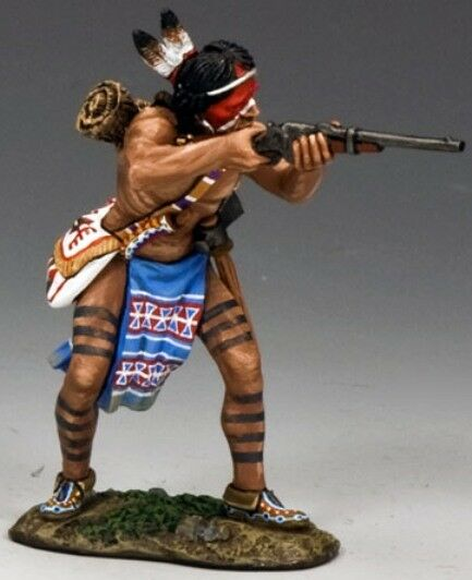 KING & COUNTRY THE REAL WEST TRW044 LITTLE WOLF MIB