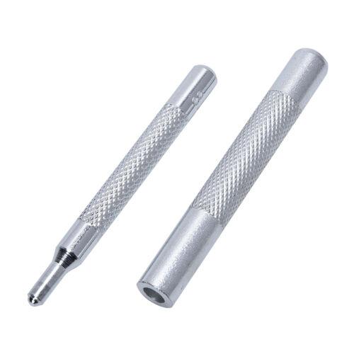 Outil en cuir trou de perforation de tissu Die pour Popper métal goujon riveSnap
