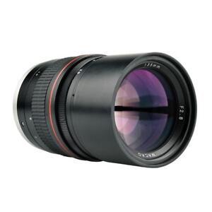 135mm-F2-8-Manual-Focus-Lens-Full-frame-Macro-EF-Mount-Adapter-for-Canon-Camera