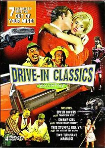 Drive-In-Classics-Collection-7-RARE-Cult-Faves-New-In-Shrink