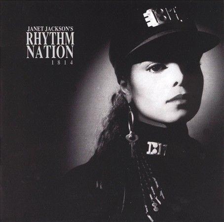1 of 1 - Rhythm Nation 1814 by Janet Jackson (CD, Sep-1989, A&M (USA))