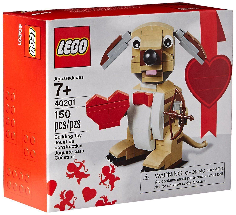 Lego ® 40201 Valentinstags Hund Valentinstagsgeschenk Neu OVP OVP OVP New sealed 6166d9