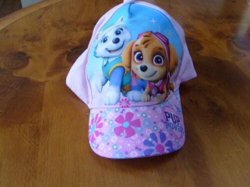 Paw Patrol Baby Girl Cap