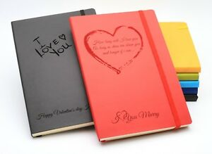 Personalised-Notebook-Journal-Valentine-039-s-Mother-039-s-Day-Birthday-Anniversary-Gift
