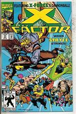 Marvel Comics X-Factor #77 April 1992 NM-