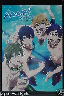 JAPAN Free! -Eternal Summer- Official Fan Book