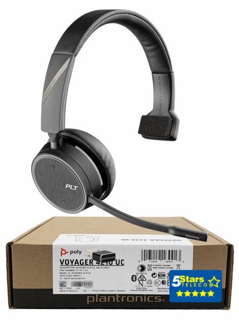 Plantronics Voyager 4210-A Wireless Headset (211317-01, 211317-101)- Brand New