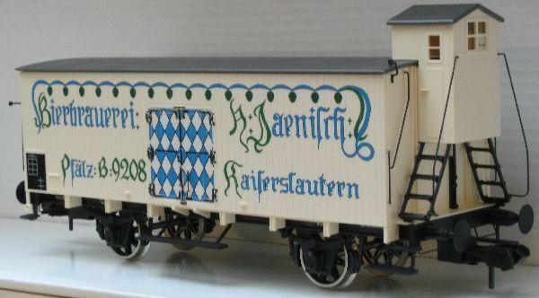Maerklin 58313 | carri merci BIRRA BIRRERIA Jaenisch traccia 1