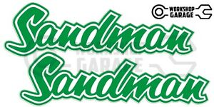 Holden-HQ-HJ-SANDMAN-GREEN-Stickers