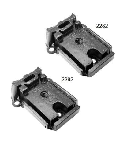 2 PCS FRONT LEFT /& RIGHT MOTOR MOUNT FOR 1969-1972 GMC C15//C1500 PICKUP 5.7L