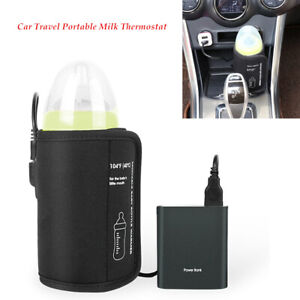 USB-Baby-Bottle-Warmer-Heater-Bag-Car-Travel-Portable-Milk-Feeding-Thermostat