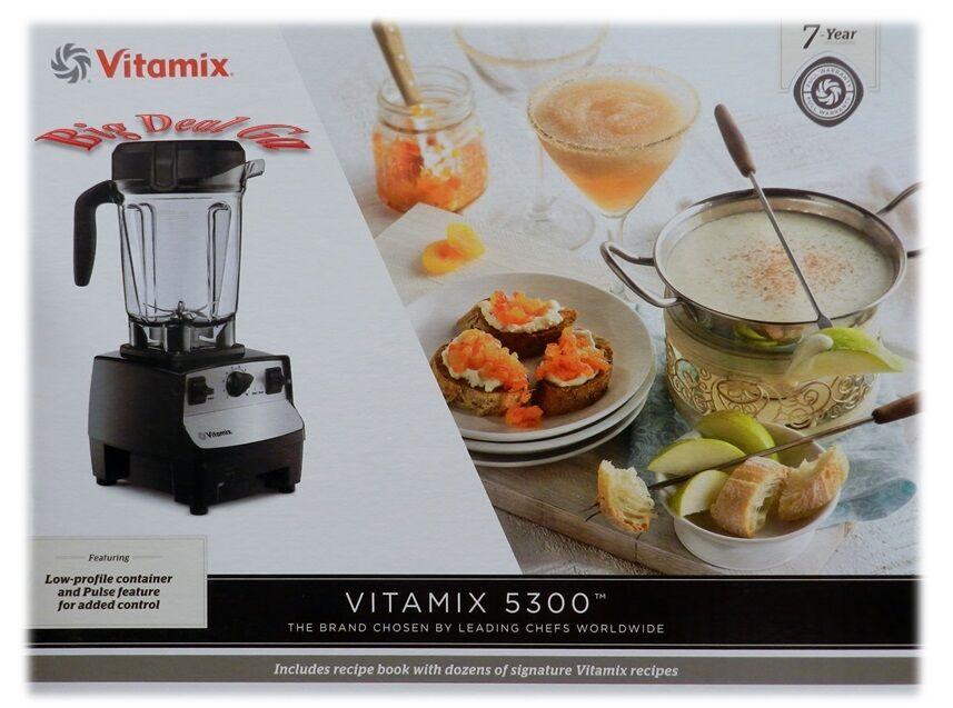 BIG SALE Vitamix 5200S  5300  64oz Food Juicer Blender W Get Started Cookbook
