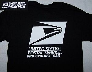 Usps Pro Cycling Team T Shirt 4 Colors Available Brand New