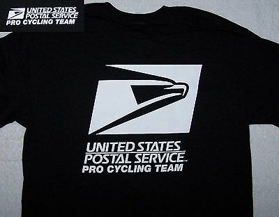 USPS PRO CYCLING TEAM T-SHIRT 4 COLORS AVAILABLE BRAND NEW TEE SHIRT ***
