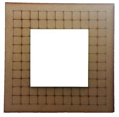 Mirror Grid Base MDF - 285x285mm