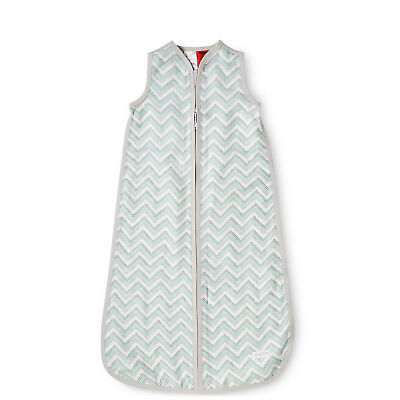NEW Snugtime Chevron Print Muslin Cosi Bag - Grey