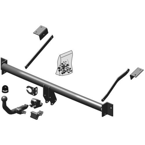 Detachable Tow Bar Brink Towbar for Citroen Berlingo Van MPV 2008-2018