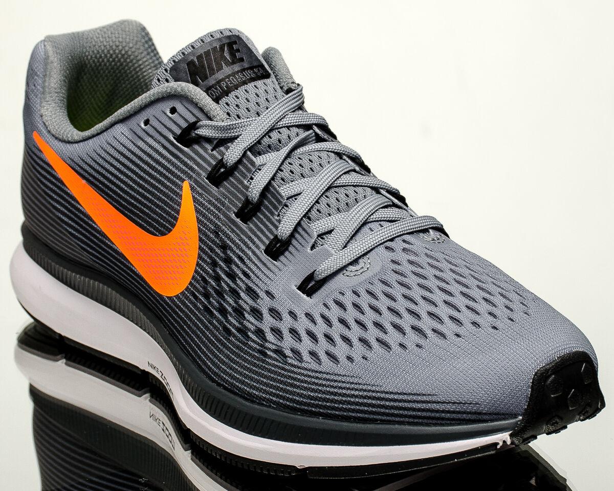 Nike air zoom pegasus 34 uomini facendo correre le scarpe da ginnastica nuove grey 880555-002