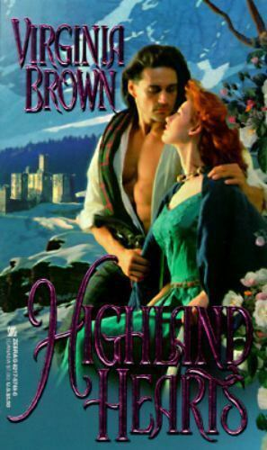 Highland Hearts by Virginia Brown