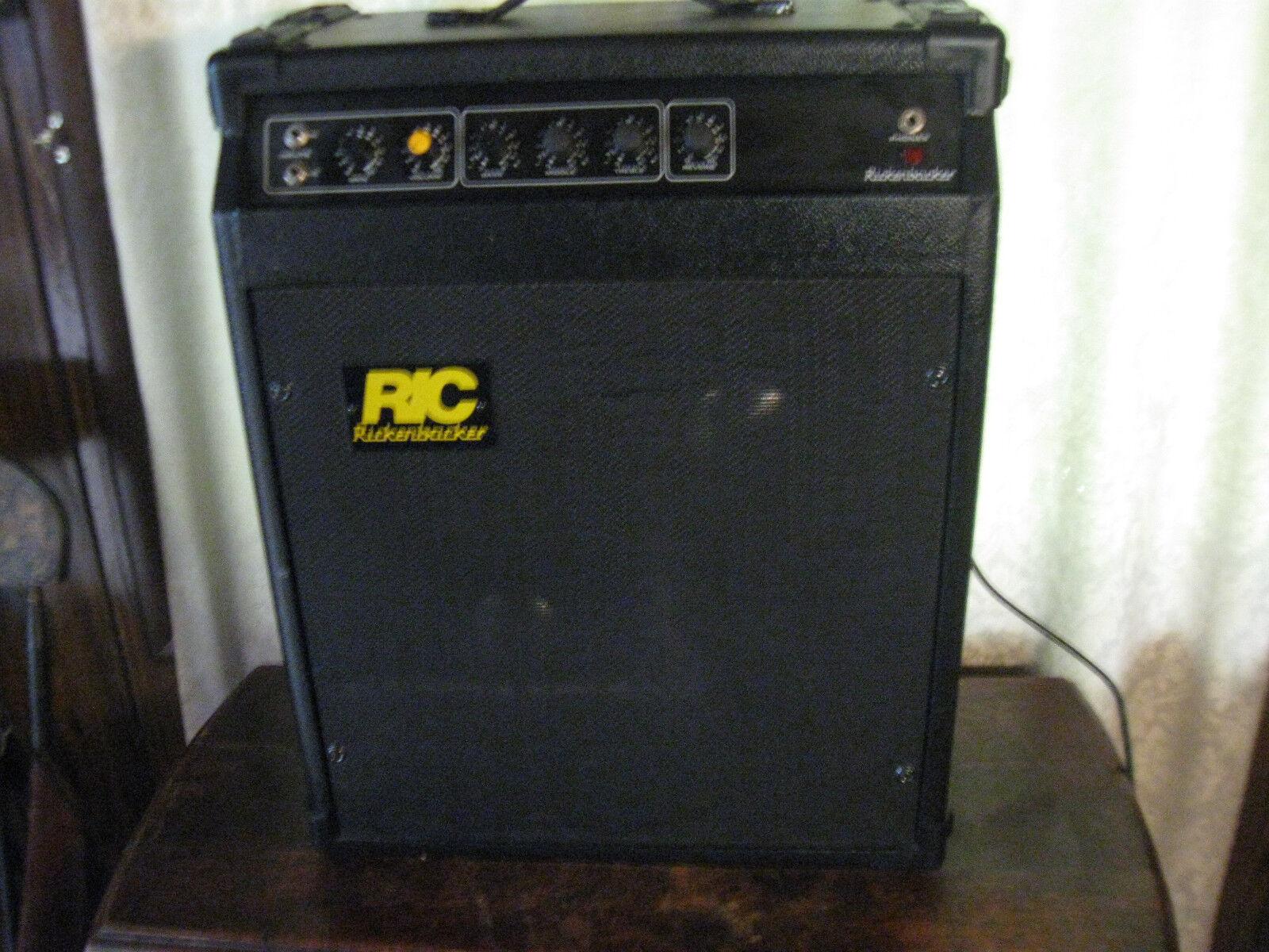 Rickenbacker RG-60 Amplificador De Guitarra Guitarra Guitarra Raro 426725