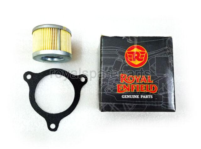888464 2X Royal Enfield Himalayan Oil Filter With Seal Part No