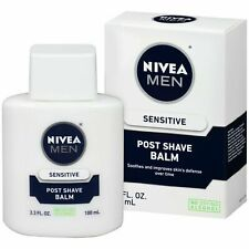 Nivea Men Sensitive Post Shave Balm 3.3oz 3pk