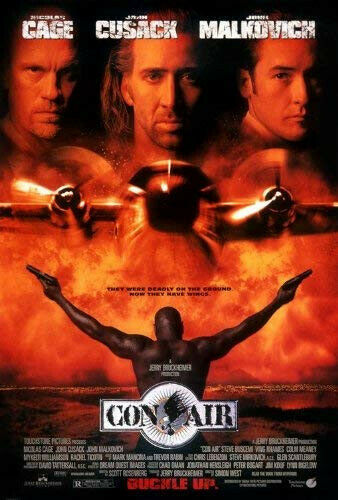 Con air - 1 andra montage filmcell