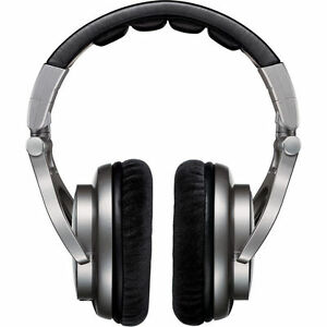 New-Shure-SRH940-Studio-amp-Live-Headphones-Buy-it-Now-Make-Offer-Auth-Dealer