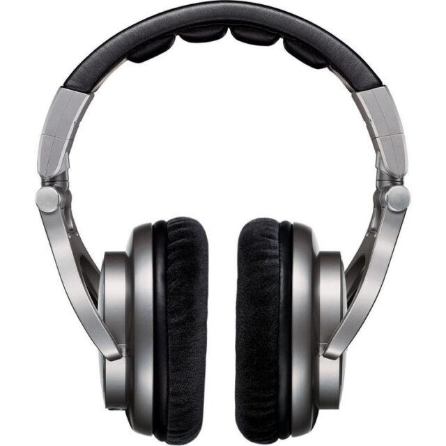 New Shure SRH940 Studio & Live Headphones Authorized Dealer MANUFACTURES WARRANT