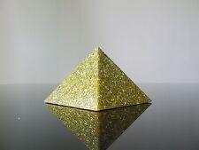 Large12x9 Orgone 7 Chakra Alignment Clearing Healing Balancing Awakening Pyramid