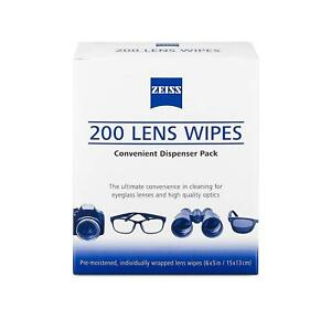 Zeiss-Pre-Moistened-Lens-Cleaning-Wipes-200-Ct-SAFE-AND-EFFECTIVE-Made-in-USA