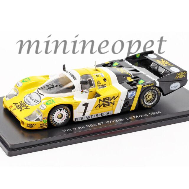 Spark Model 1:43 43LM82 Porsche 956 #1 Winner Le Mans 1982 Ickx//Bell NEW