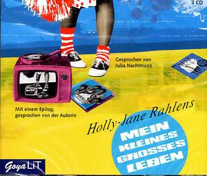 Mein-kleines-grosses-Leben-Holly-Jane-Rahlens-3-CDs-Neu-OVP-B-WARE
