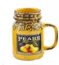 Lesser and Pavey Frutta Raccolto Mason Jar Pere lp27622