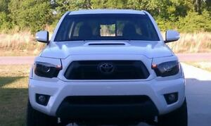 Details about Made to fit Tacoma 2012 2013 T1 Eyelids 2014 2015 HID