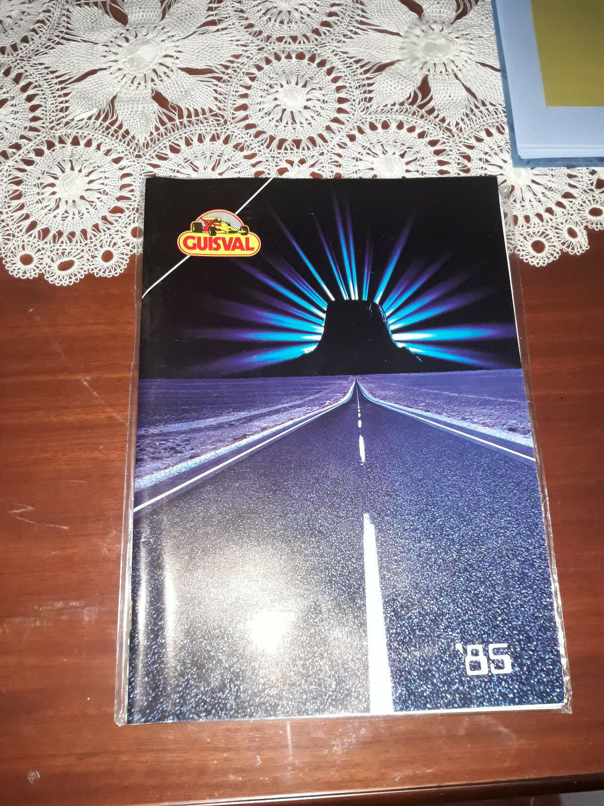 Guisval-Catalog 1985 - has 49 pages color
