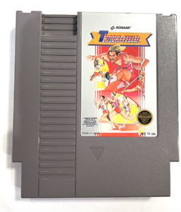Track & Field ORIGINAL NINTENDO NES GAME Tested ++ WORKING & Authentic!!
