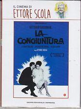 Dvd **LA CONGIUNTURA** di Ettore Scola con Vittorio Gassman digipak 1964