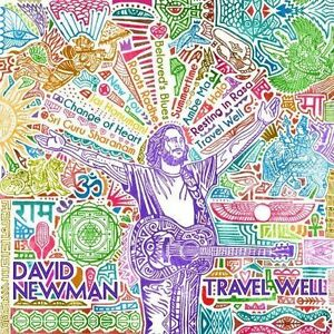 FREE US SHIP. on ANY 3+ CDs! USED,MINT CD Newman, David: Travel Well