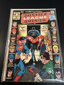 Justice-League-of-America-91-DC-Comic-1971-Bronze-Age